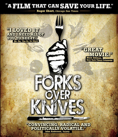 Forks Over Knives - Blu-Ray
