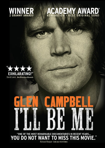 Glen Campbell ... I'll Be Me (special discount)