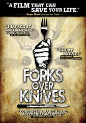 Forks Over Knives DVD - VegKitchen