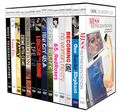 OWN Documentary Club DVD Bundle
