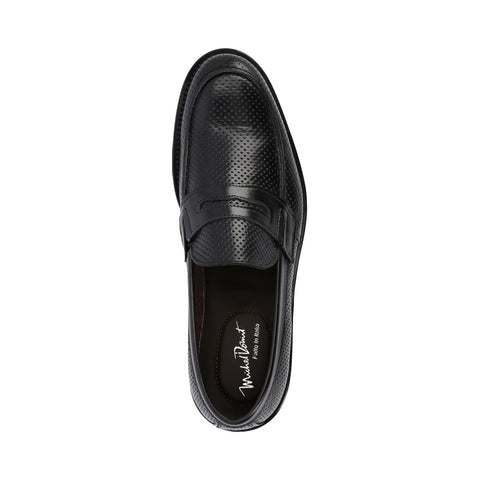 Mocasines Michel Domit ANMYUN 03 color Negro