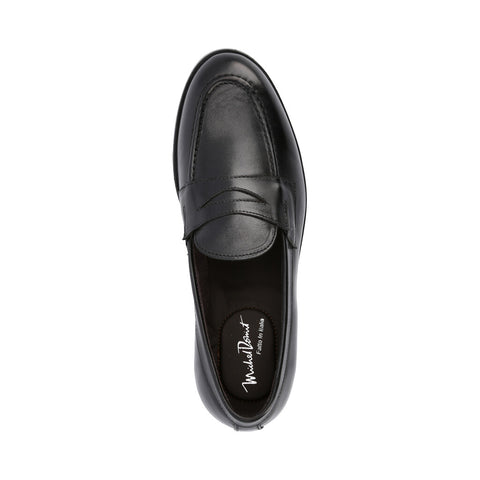 Mocasines Michel Domit ANMYUN 01 color Negro