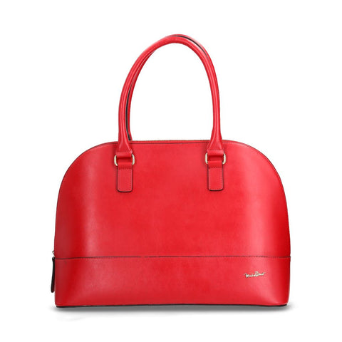 Bolsa Michel Domit Rojo | Split11