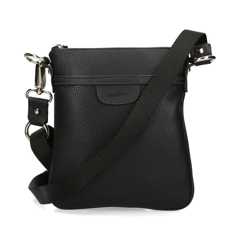 Crossbody Michel Domit Negro | Olvarria 11