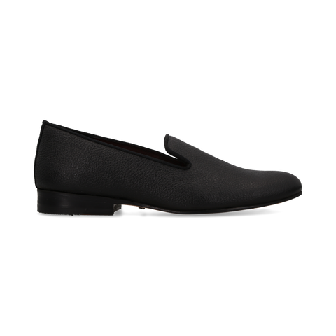 Mocasines Michel Domit de Piel Negro | Vaxjo 03
