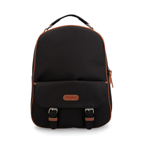 Mochila Michel Domit Textil Negro | TC65