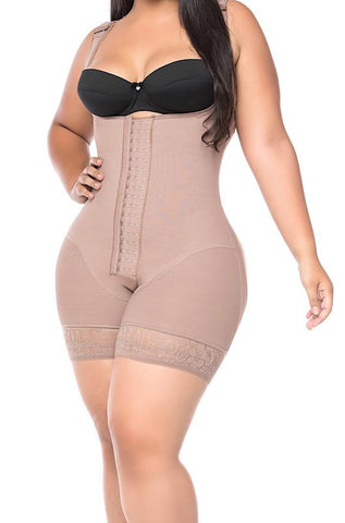 gama alta no hip or butt compression faja