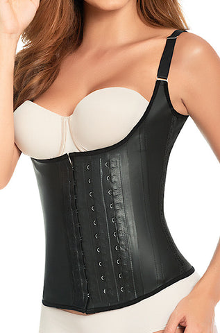 Semi Adjustable Short Torso Waist Trainer Vest #2028S
