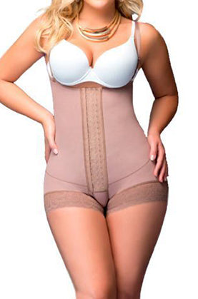 Fajas D Prada Post Op Hip Hugger Body Shaper #11066