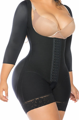 Curves Smart Fit D'Lux Mid Thigh Faja  #0310S