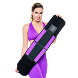work out waist belt with latex - Pretty Girl Curves