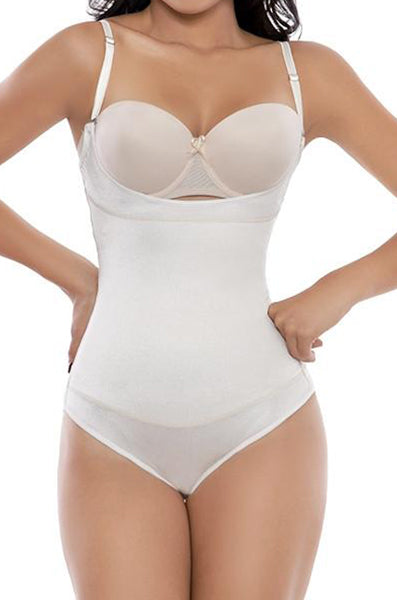 Seamless Latex body Shaper panty Style 1061A