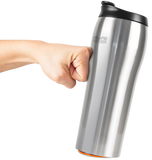Mighty Mug Go SS - Stainless Steel SILVER $ 12.50 EACH