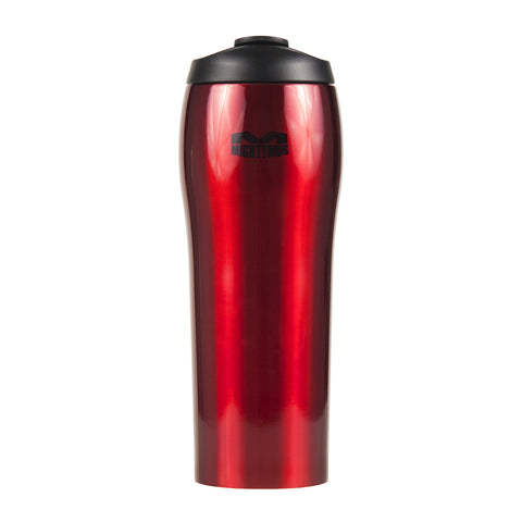 Mighty Mug Go SS - Stainless Steel RED $ 12.50 EACH