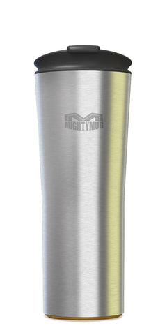 Mighty Mug BiggieSS - Stainless Steel Silver $ 12.50 EACH