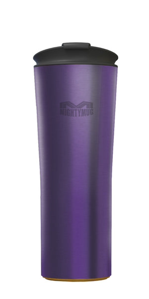 Mighty Mug BiggieSS - Stainless Steel Purple $ 12.50 EACH