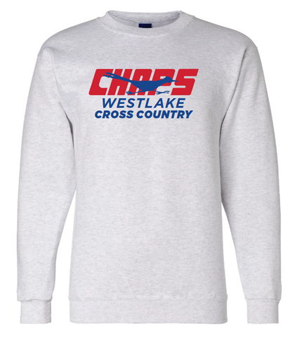 Cross Country Champion Crew Sweatshirt