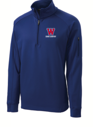 "Cross-Country 1/4"" Zip Pullover"