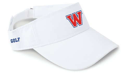 Boys Golf Visor