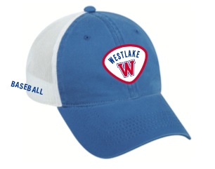 Westlake mesh-back hat