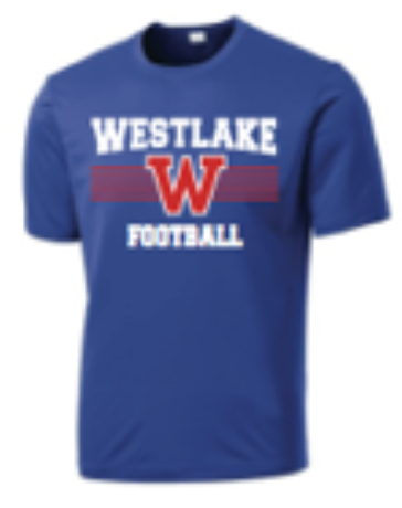 Westlake Women's Short-Sleeved Dri-Fit Tee