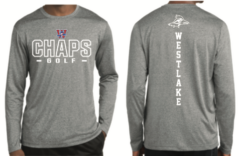 Westlake Golf Long-Sleeved Dri-Fit Tee