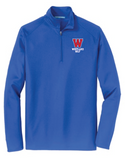Girls Golf Long Sleeve 1/4 Zip Pullover