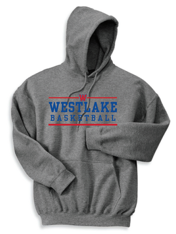 Basketball Cotton Hooded Sweatshirt
