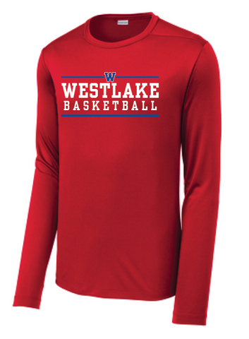 Lady Chaps Long-Sleeved Dri-Fit Tee