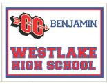 Cross-Country Yard sign – Freshman/JV