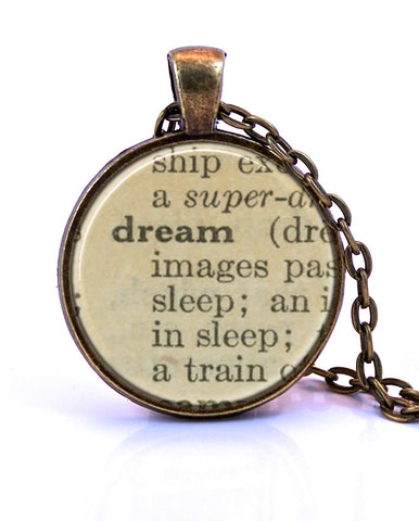 Dream Small Pendant-Small Pendant-Paper Towns Vintage