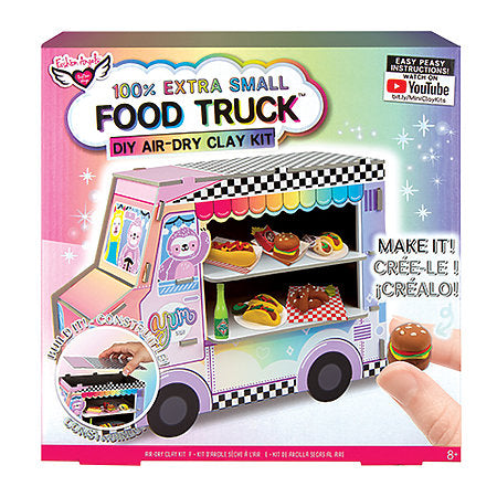 Copy of 100% Extra Small Mini Clay Kits: Food Truck Kit (Fashion Angels)