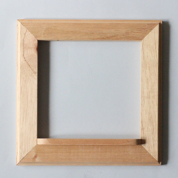 Wooden Frame for Peg Dolls