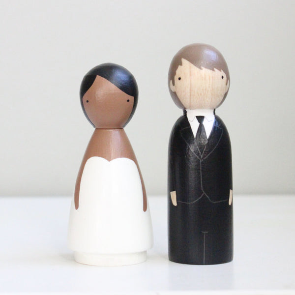 Standard Wedding Cake Toppers