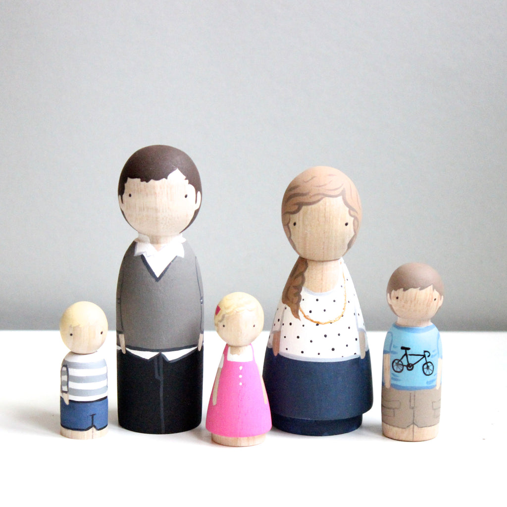 Custom Family of Five