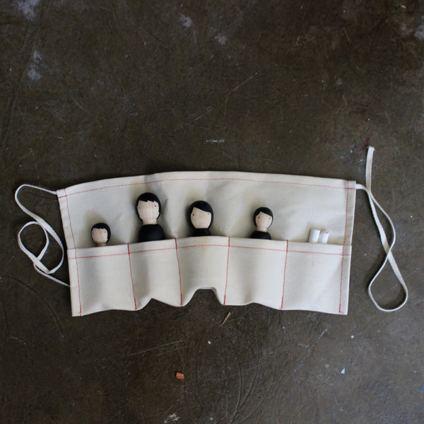 Tool Belt AND Chalk People Gift Set