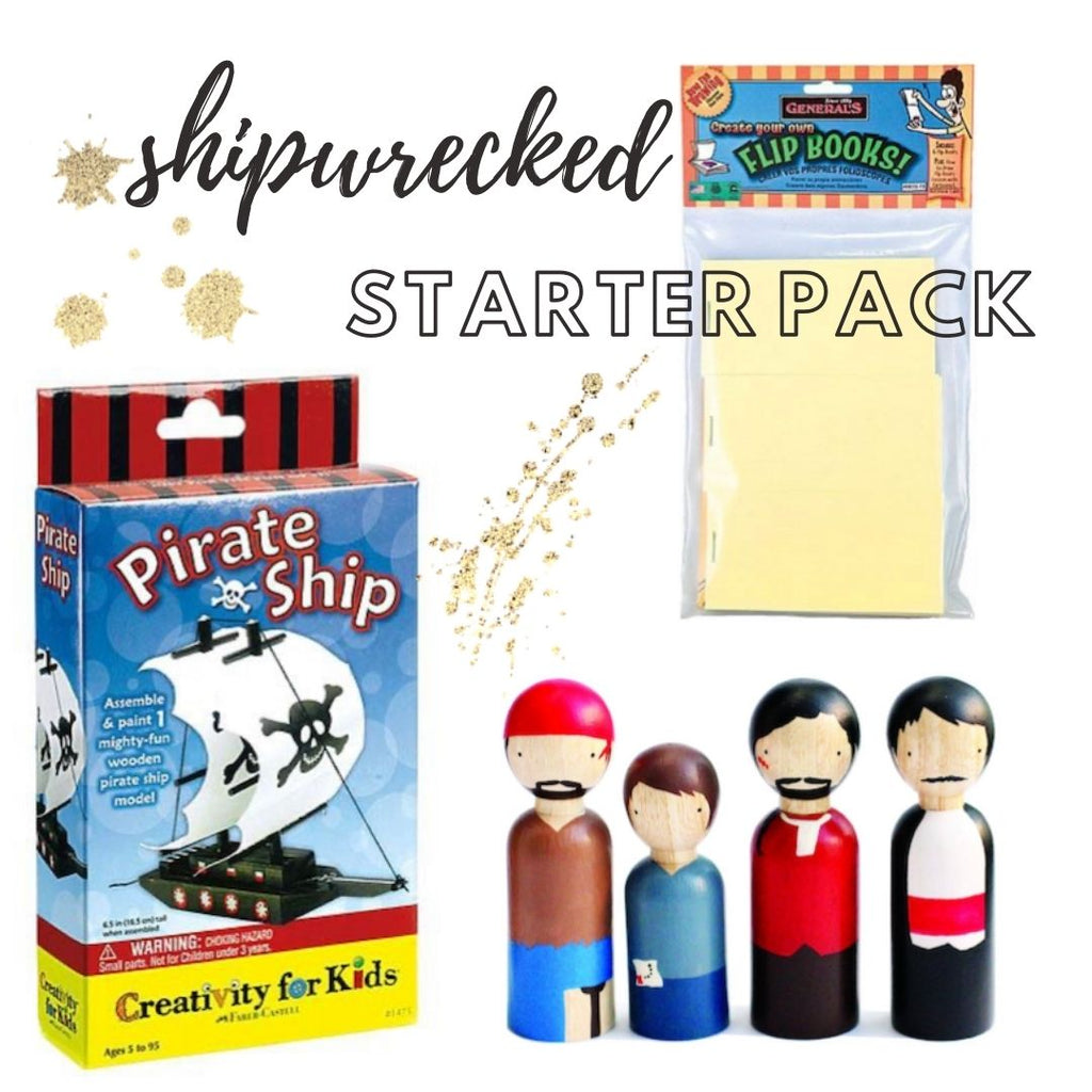 Shipwrecked Starter Pack!