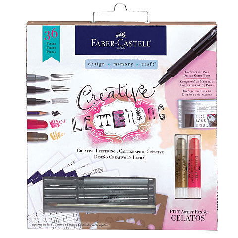 Creative Lettering Sets (Faber-Castell)