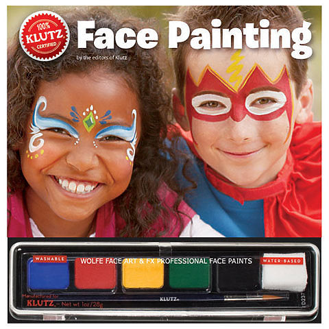 Face Painting Book Set (Klutz)