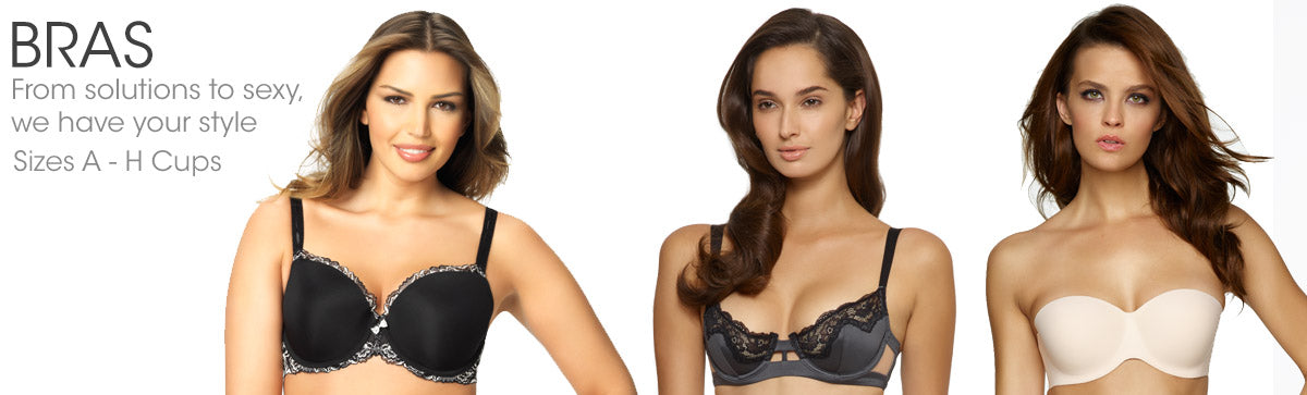 Bras from Designer Intimates