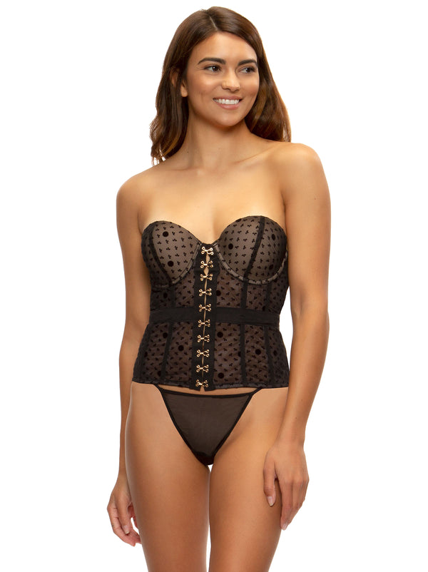Samantha Corset - color black