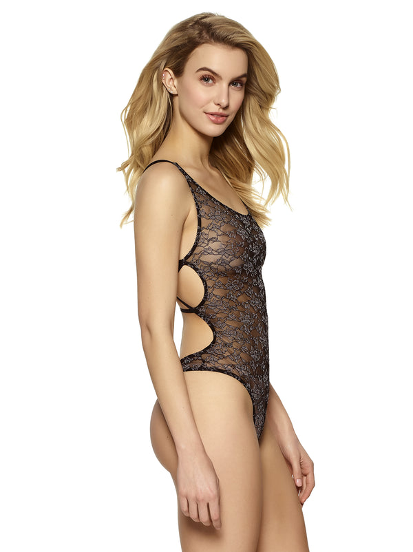 Megan Brazilian Lace Bodysuit