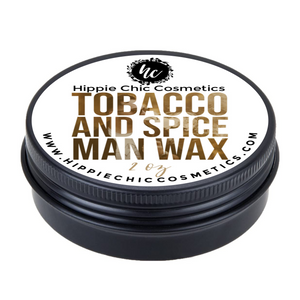 Tobacco and Spice Man Wax
