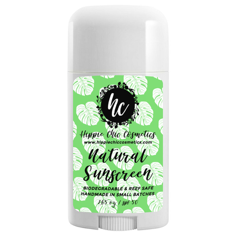 Sunscreen Body Stick