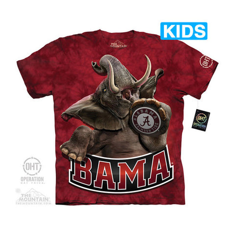 BAMA STOMP Kids T Shirt - Shoppzee