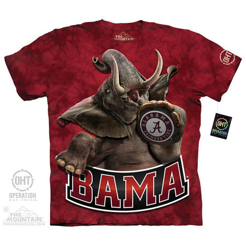 BAMA STOMP Adult T Shirt - Shoppzee