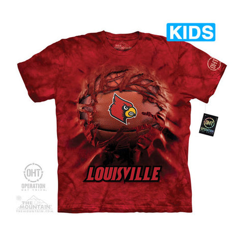 Cardinals Basketball Breakthrough Kids T-Shirt - Shoppzee