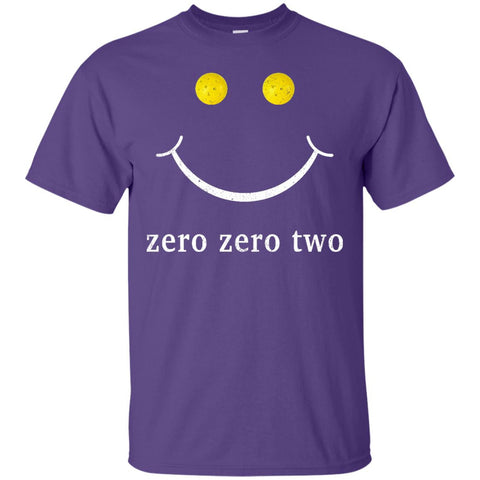 Zero Zero Two Pickleball Shirt Pickleball Gift
