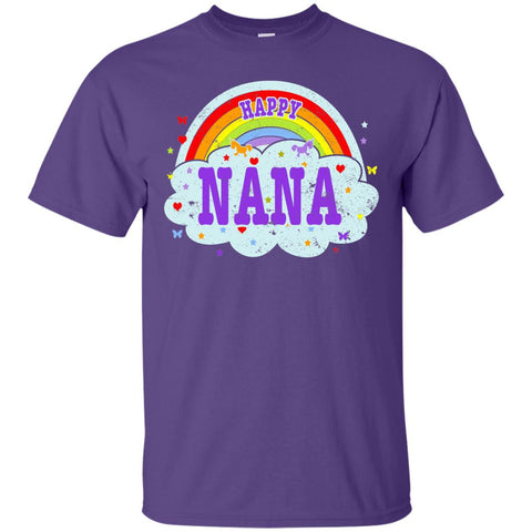 Happiest-Being-The Best Nana-T-Shirt