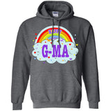 Happiest-Being-The Best G-Ma-T-Shirt  Pullover Hoodie 8 oz